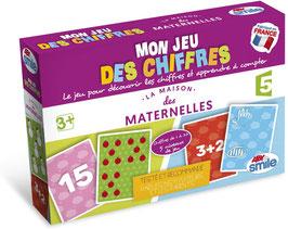 La Maison des Maternelles : Mon jeu des chiffres