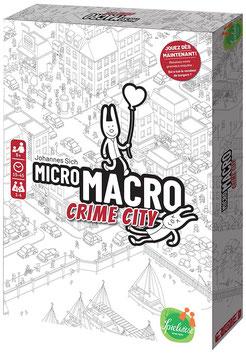 Micro Macro Crime City