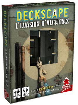 Deckscape : L'évasion d'Alcatraz