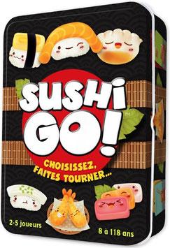 Sushi Go ! et sa sauce soja