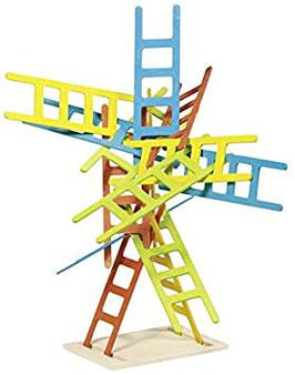 Jeu de balancier les échelles