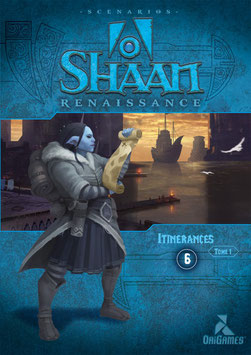 Shaan Renaissance : Itinérances T1