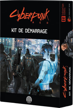Cyberpunk Red : Kit de démarrage
