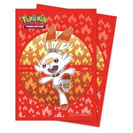 Pochettes Pokemon Scorbunny