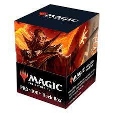 Deck Box Magic Pro-100 Strixhaven V4