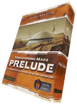 Terraforming Mars Prélude