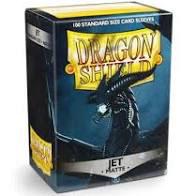 Pochettes Dragon Shield Jet Matte