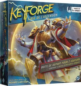 Keyforge l'Age de l'Ascension  boîte de départ