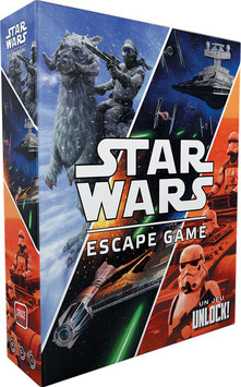 Unlock ! Star Wars Escape Game