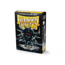 Pochettes Dragon Shield Black