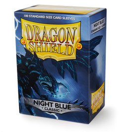 Pochettes Dragon Shield Night Blue
