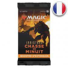 Magic Booster d'extension Innistrad Chasse de minuit