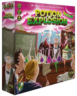 Potion Explosion 2nde édition