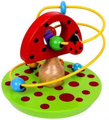 Circuit de motricité champignon
