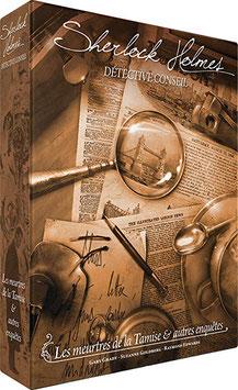 Sherlock Holmes Détective Conseil : Les meurtres de la Tamise