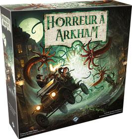 Horreur à Arkham : jeu de plateau