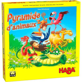 Pyramide d'animaux new
