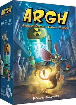 Argh : Animals Revolt Against Humans