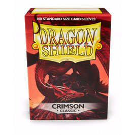 Pochettes Dragon Shield Crimson