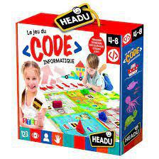Le jeu du code informatique