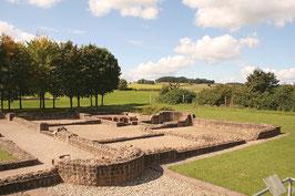 Römische Villa Haselburg in Hummetroth