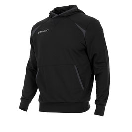 Stanno Kapuzen Sweat Black