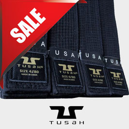 TUSAH Premium Black Belt