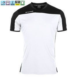 Stanno PRIDE T-Shirt (Schwarz-Weiß)