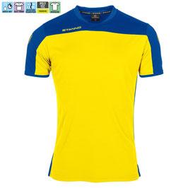 Stanno PRIDE T-Shirt (Blau-Gelb)