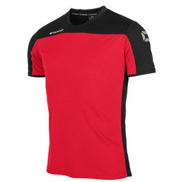 Stanno PRIDE T-Shirt (Schwarz-Rot)
