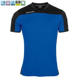 Stanno PRIDE T-Shirt (Schwarz-Blau)