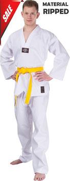 Taekwondo Dobok BASIC (ripped, ohne Rückendruck)