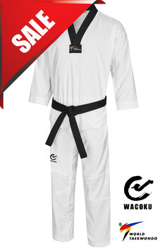 WACOKU Dobok Fight Pro (sehr leicht) WT approved