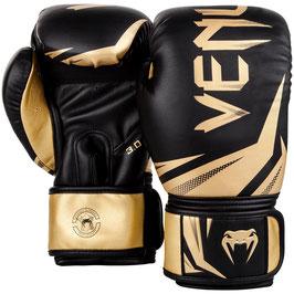 Venum Challenger 3.0 Gloves (Black/Gold)