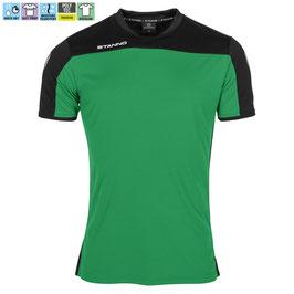 Stanno PRIDE T-Shirt (Schwarz-Grün)