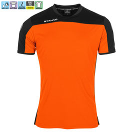 Stanno PRIDE T-Shirt (Schwarz-Orange)