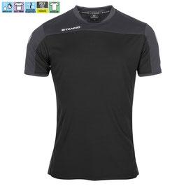 Stanno PRIDE T-Shirt (Schwarz-Grau)