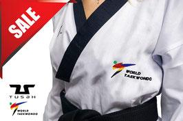 TUSAH Poomsae Professional Dobok Women (neues Logo) 170cm