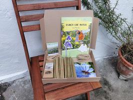 Durch die Natur mit Marika - Wildbienen Entdecker Set