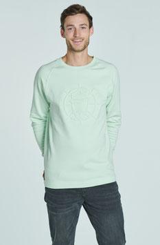 Sweater - Drunken Understatement Mint
