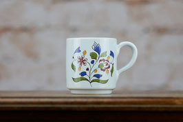 Mug fleur