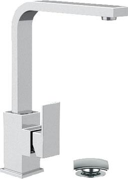 Waschtischmischer Skyline, Höhe 280 mm