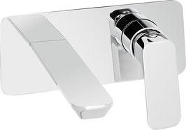 Unterputz-Wand-Waschtischmischer Evando
