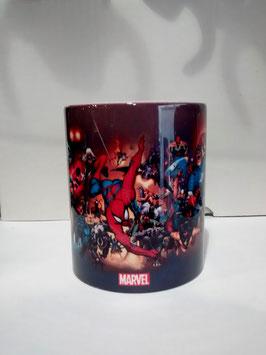 Taza Mug Marvel