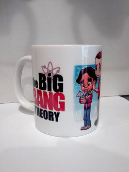 Taza Mug Big Bang