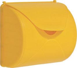 Briefkasten-Gelb