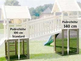 Spielturm-Erhöhung um 40 cm (Podesterhöhung)