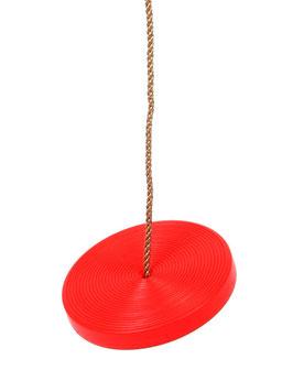 Tellerschaukel aus Kunststoff für Spielturm