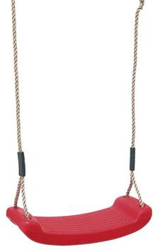 Schaukelsitz aus Kunststoff für Spielturm