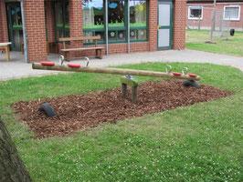 Garten-Holzwippe